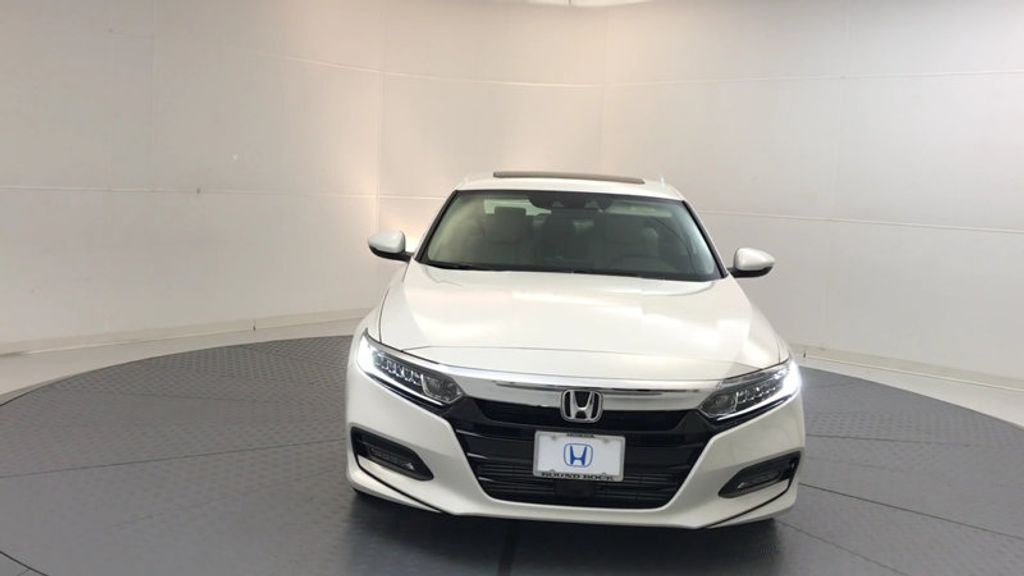 2018 Honda Accord Sedan EX-L 2.0T Automatic - 17225949 - 2
