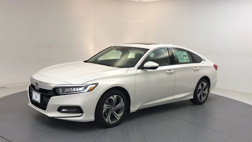 2018 Honda Accord Sedan EX-L 2.0T Automatic - 17225949 - 3
