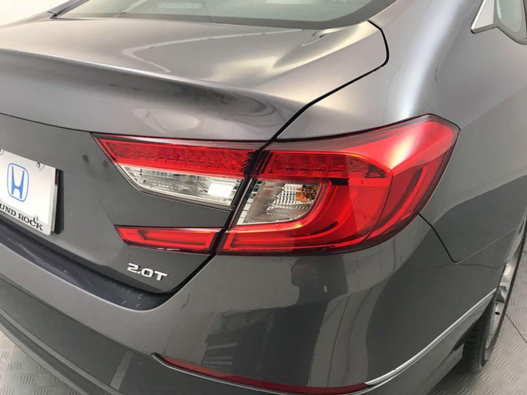 2018 New Honda Accord Sedan Ex L 2 0t Automatic At Round