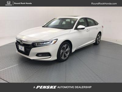 2018 Honda Accord Sedan EX-L 2.0T Automatic Sedan