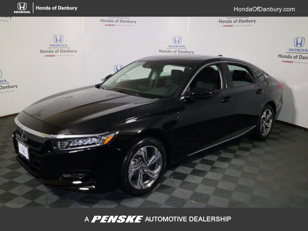 2018 Honda Accord Sedan EX-L CVT - 17062673 - 0