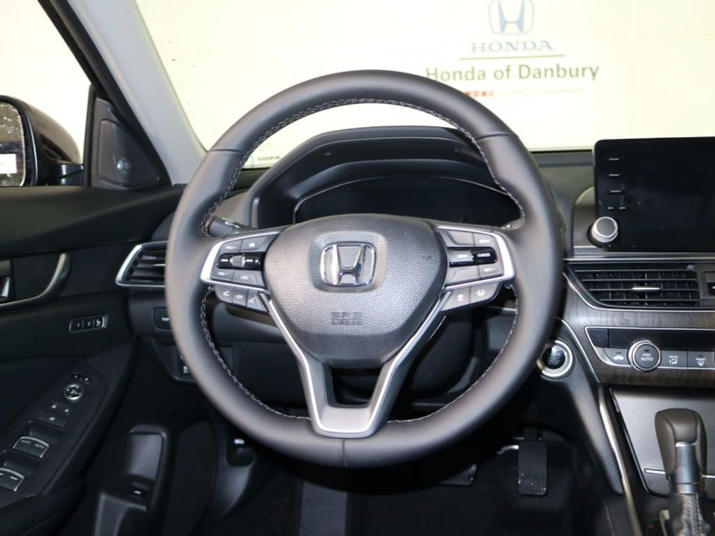 2018 Honda Accord Sedan EX-L CVT - 17062673 - 13