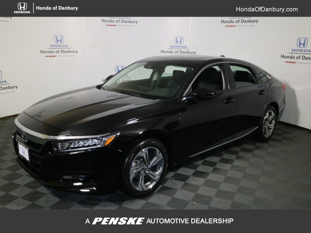 2018 Honda Accord Sedan EX-L CVT - 17318269 - 0