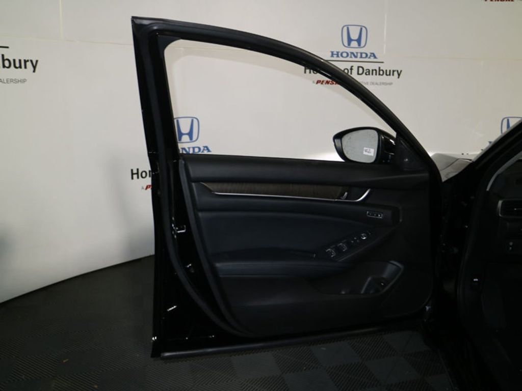 2018 Honda Accord Sedan EX-L CVT - 17318269 - 11