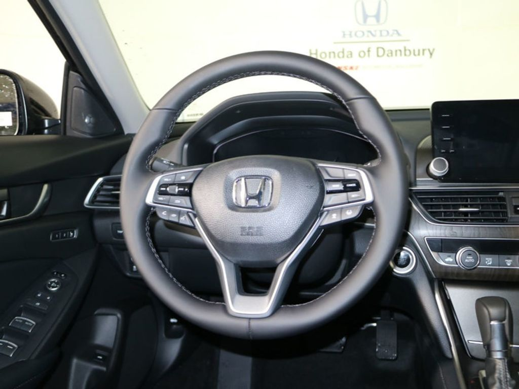 2018 Honda Accord Sedan EX-L CVT - 17318269 - 13
