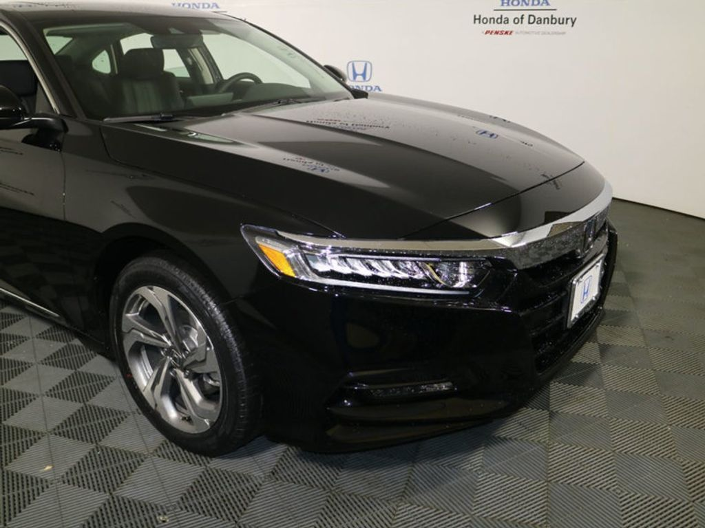 2018 Honda Accord Sedan EX-L CVT - 17318269 - 1