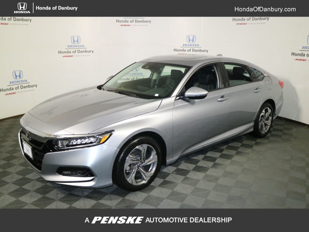 2018 Honda Accord Sedan EX-L CVT - 17775976 - 0