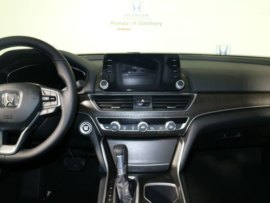 2018 Honda Accord Sedan EX-L CVT - 17775976 - 14