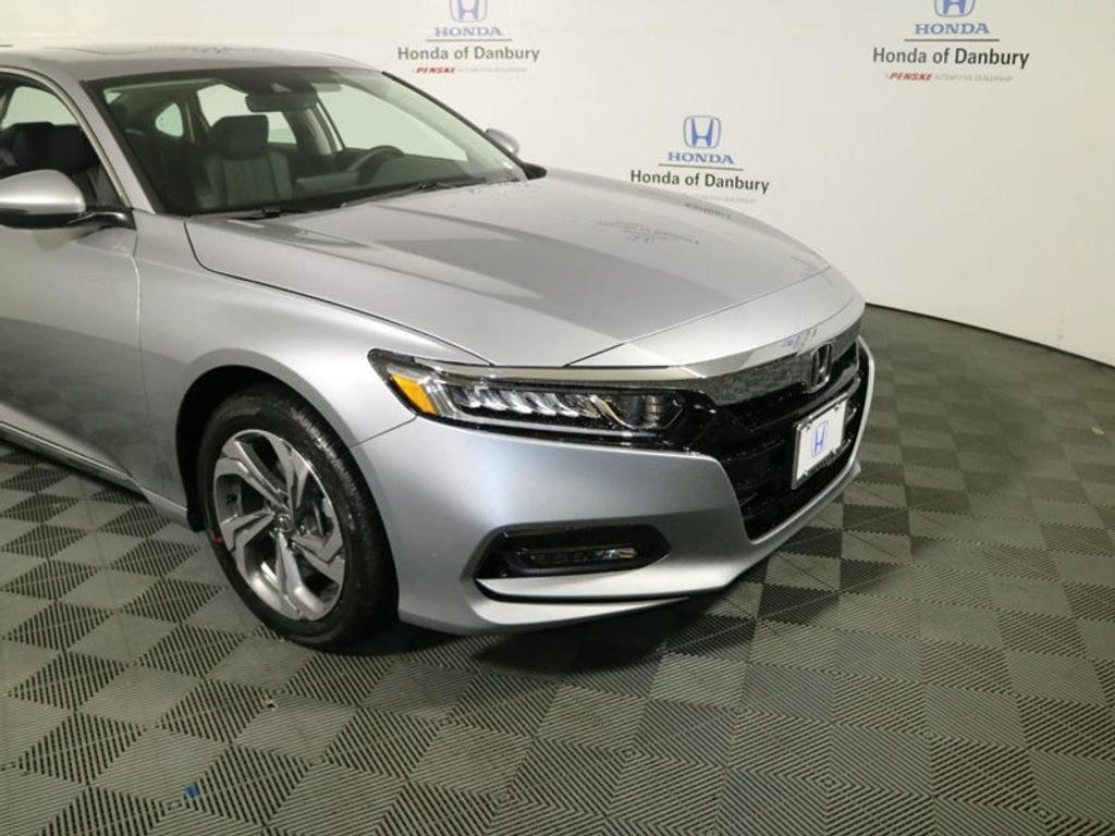 2018 Honda Accord Sedan EX-L CVT - 17775976 - 1