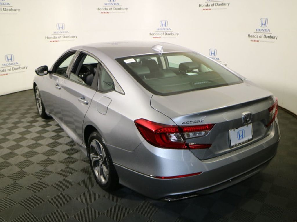 2018 Honda Accord Sedan EX-L CVT - 17775976 - 4