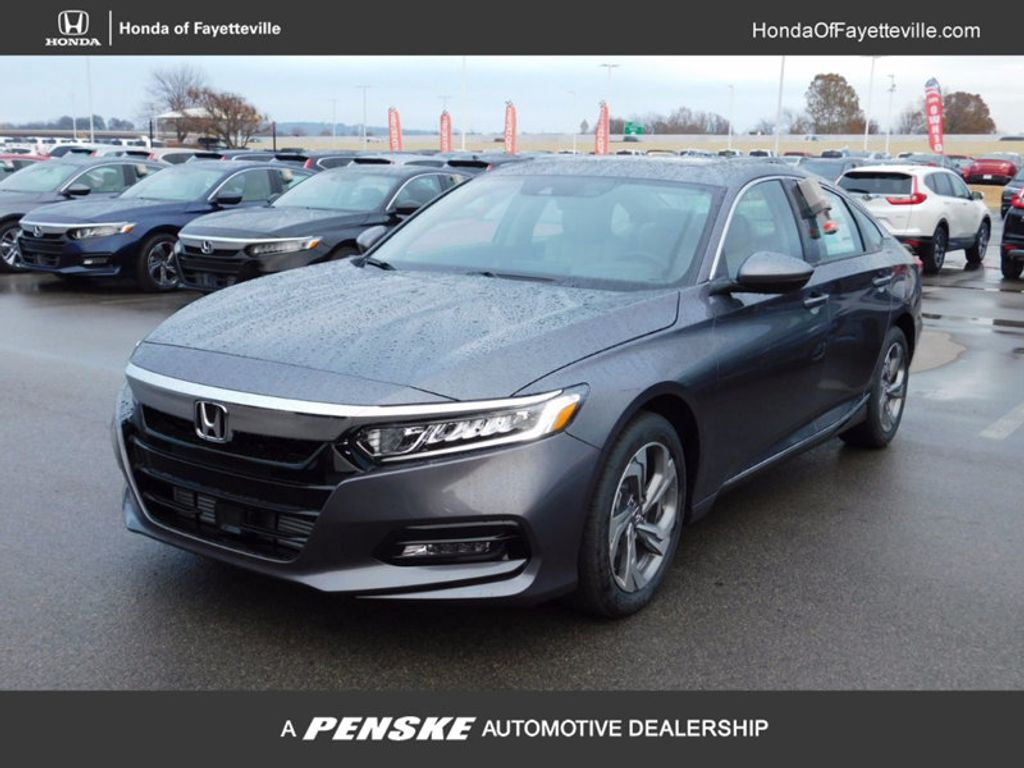 2018 Honda Accord Sedan EX-L CVT - 17026897 - 0