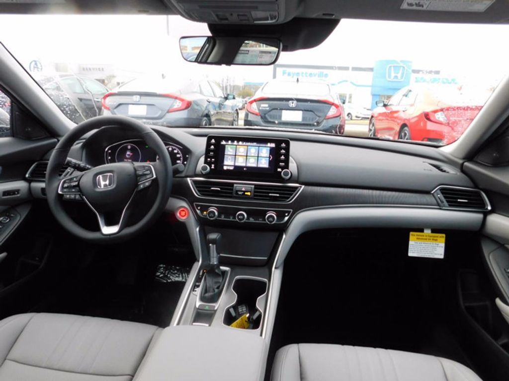 2018 Honda Accord Sedan EX-L CVT - 17026897 - 9