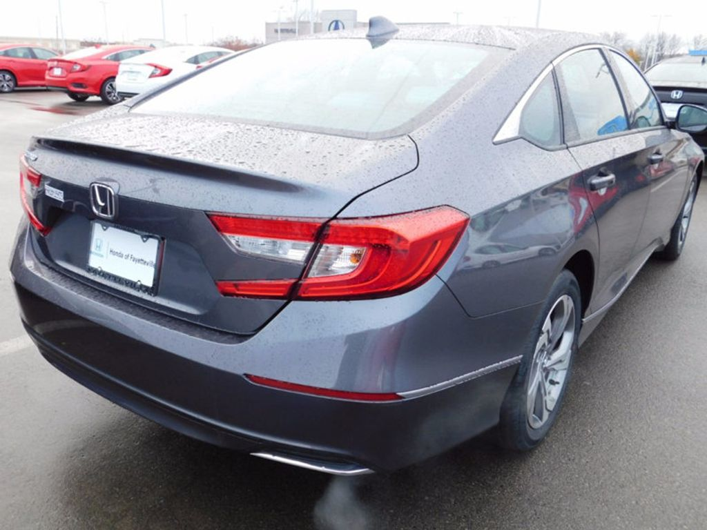 2018 Honda Accord Sedan EX-L CVT - 17026897 - 2