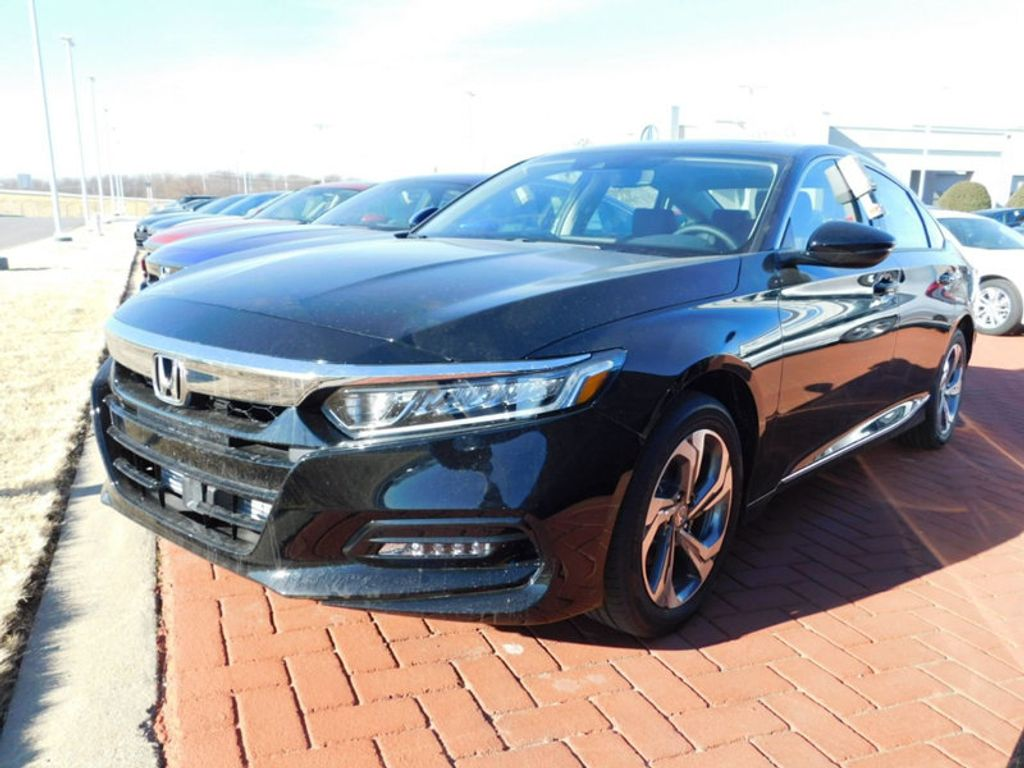 2018 Honda Accord Sedan EX-L CVT - 17243808 - 1