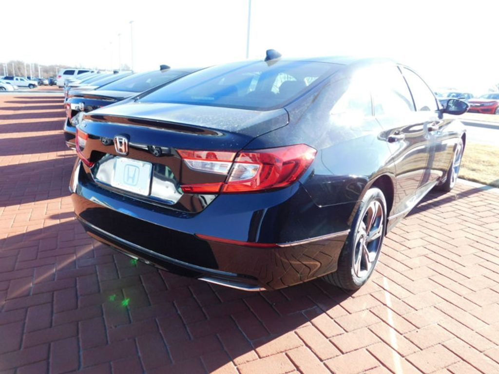 2018 Honda Accord Sedan EX-L CVT - 17243808 - 2