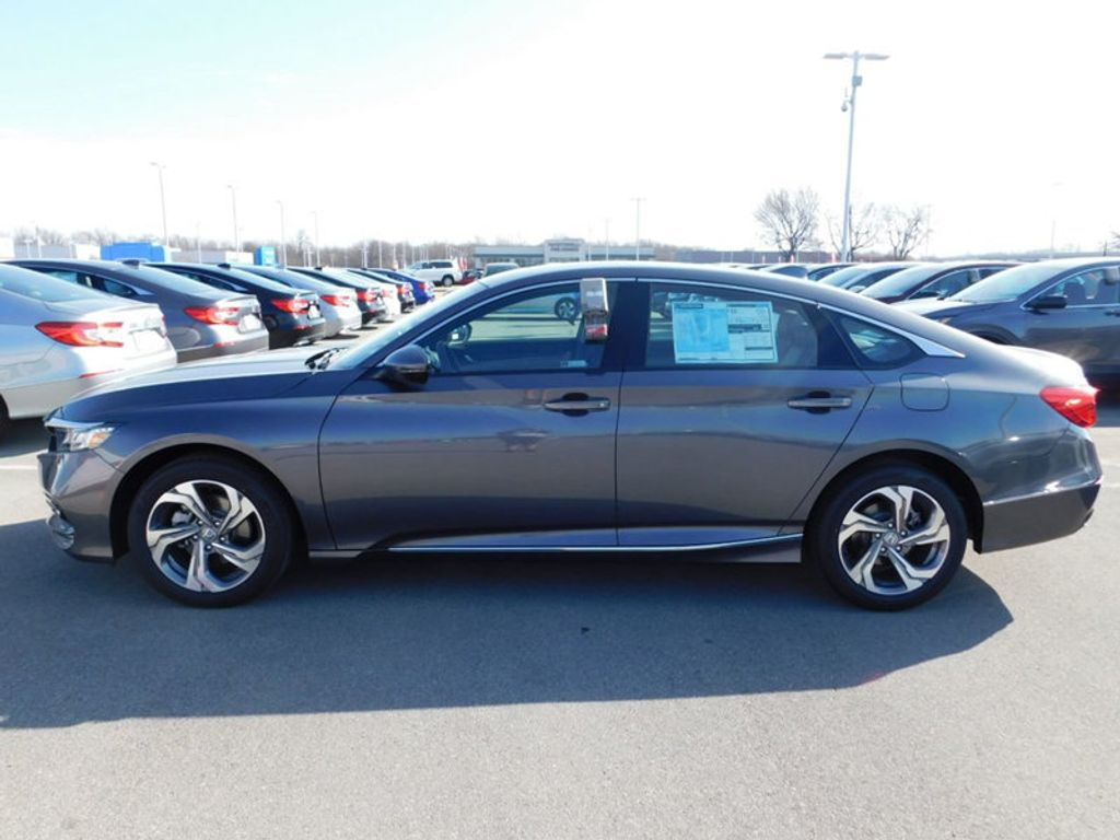 2018 Honda Accord Sedan EX-L CVT - 17424496 - 1
