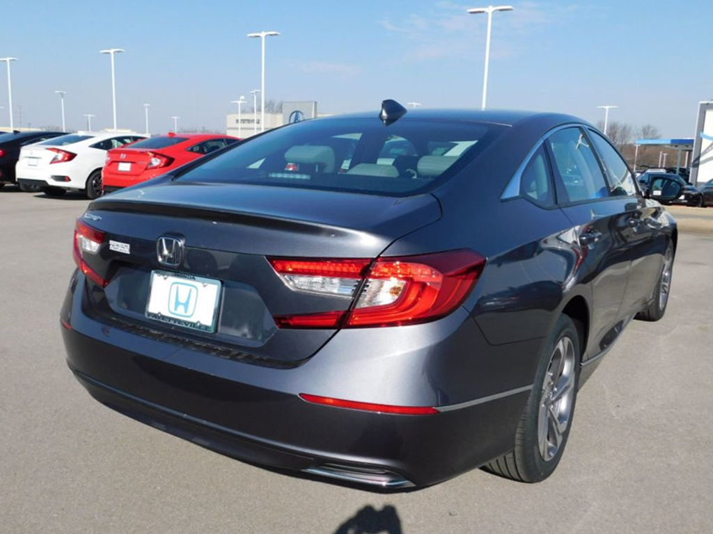 2018 Honda Accord Sedan EX-L CVT - 17424496 - 2