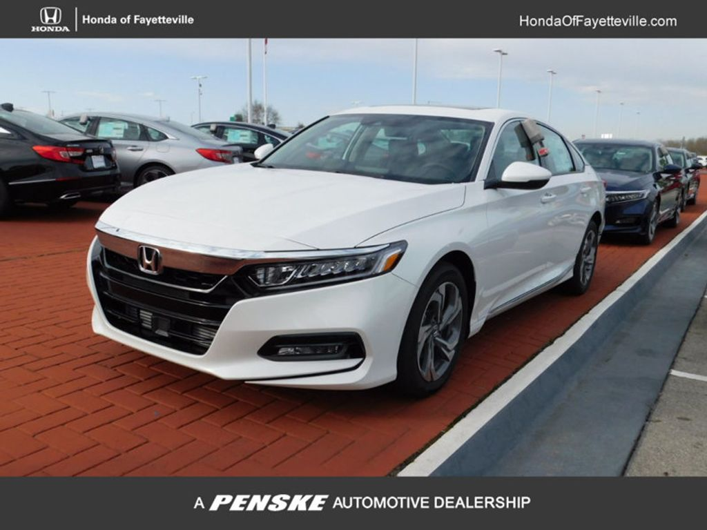2018 Honda Accord Sedan EX-L CVT - 17528949 - 0