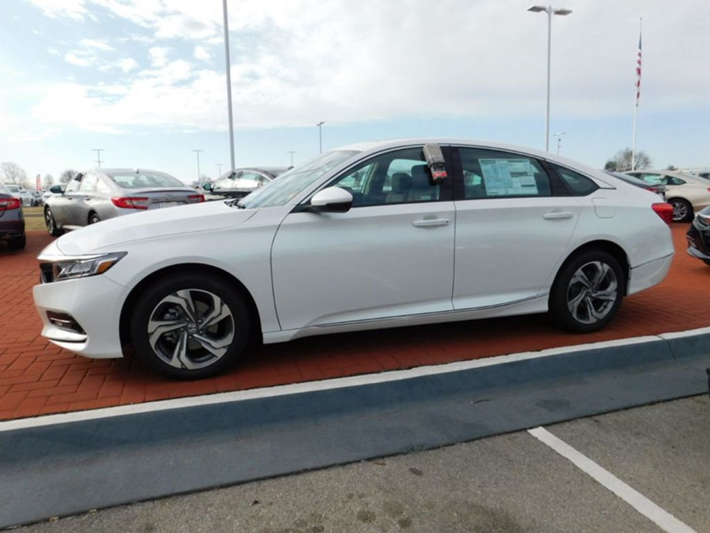 2018 Honda Accord Sedan EX-L CVT - 17528949 - 1