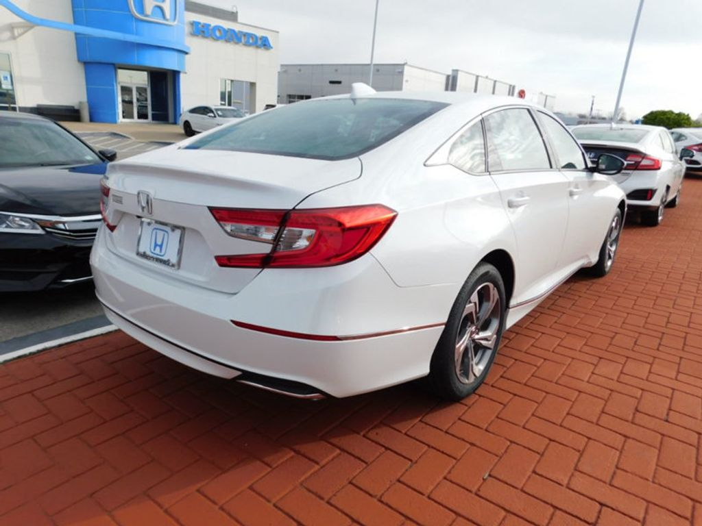 2018 Honda Accord Sedan EX-L CVT - 17528949 - 2
