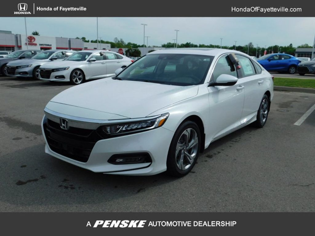 Dealer Video - 2018 Honda Accord Sedan EX-L CVT - 17665094