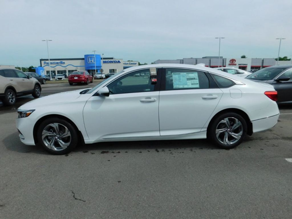 2018 Honda Accord Sedan EX-L CVT - 17665094 - 1
