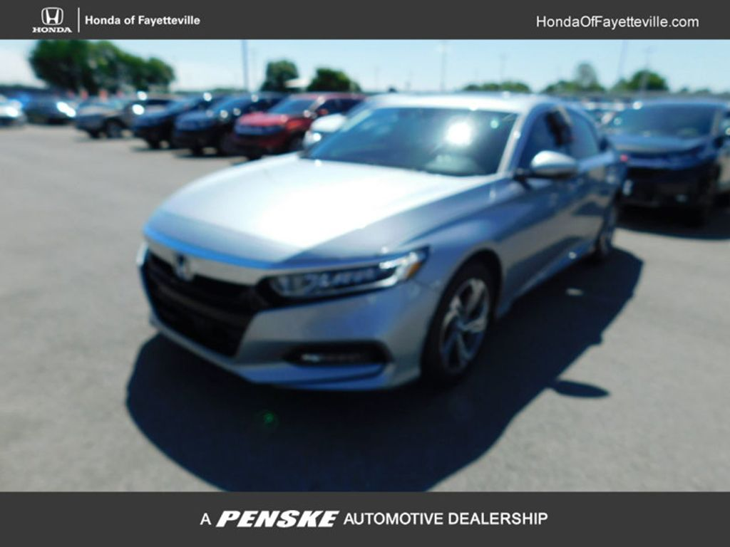 2018 Honda Accord Sedan EX-L CVT - 17669775 - 0