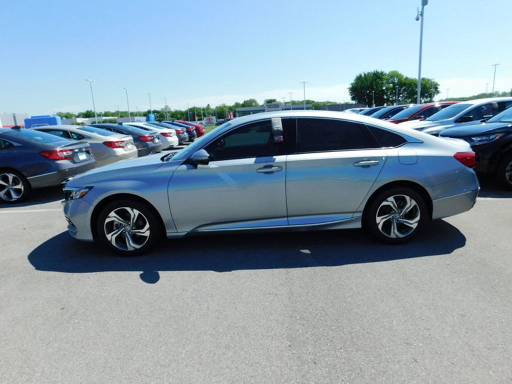 2018 Honda Accord Sedan EX-L CVT - 17669775 - 1