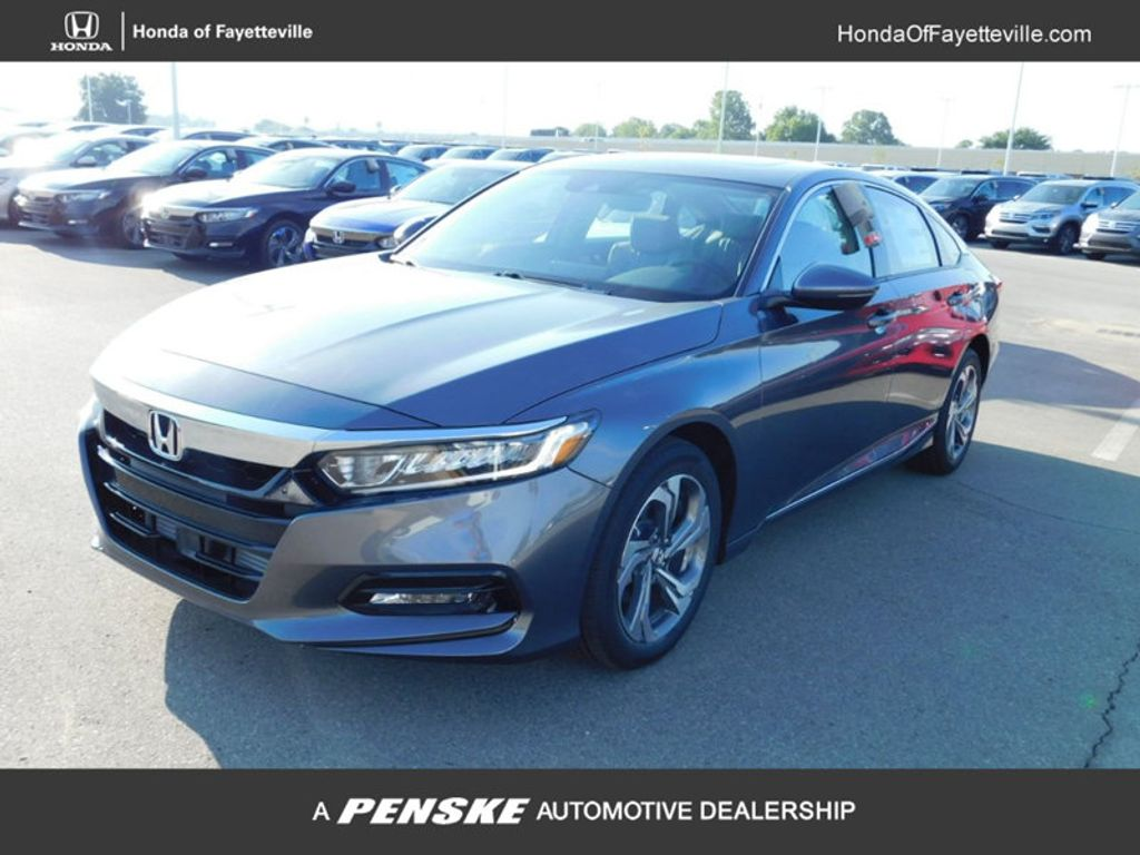 2018 Honda Accord Sedan EX-L CVT - 17868719 - 0