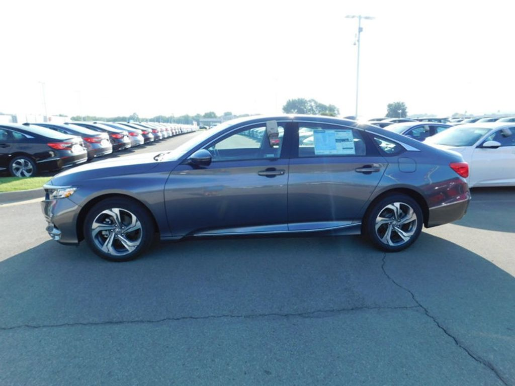 2018 Honda Accord Sedan EX-L CVT - 17868719 - 1