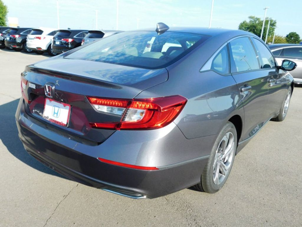 2018 Honda Accord Sedan EX-L CVT - 17868719 - 2