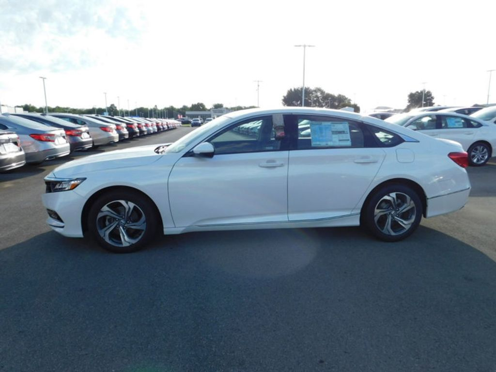 2018 Honda Accord Sedan EX-L CVT - 17954897 - 1