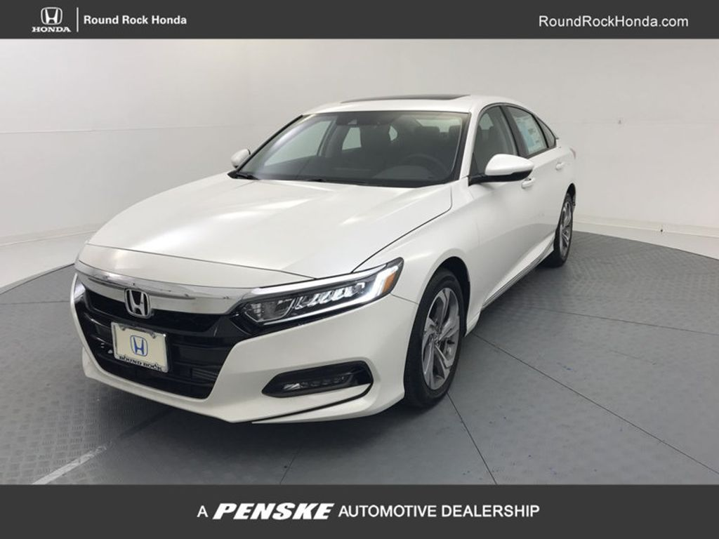 2018 Honda Accord Sedan EX-L CVT - 17448791 - 0