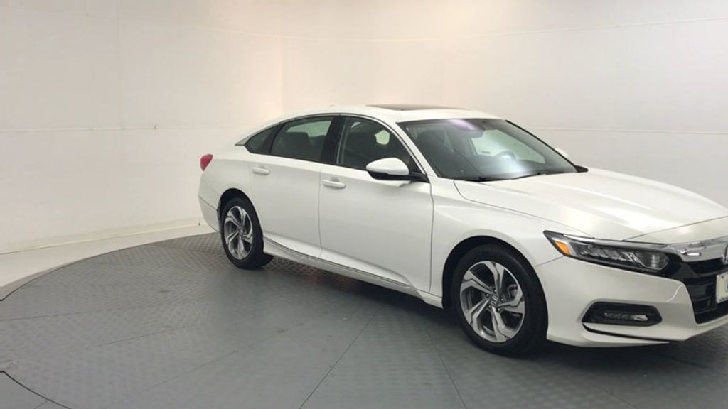 2018 Honda Accord Sedan EX-L CVT - 17448791 - 1