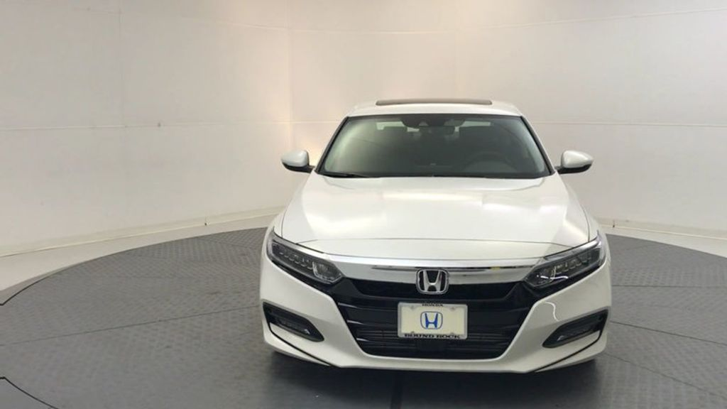 2018 Honda Accord Sedan EX-L CVT - 17448791 - 2