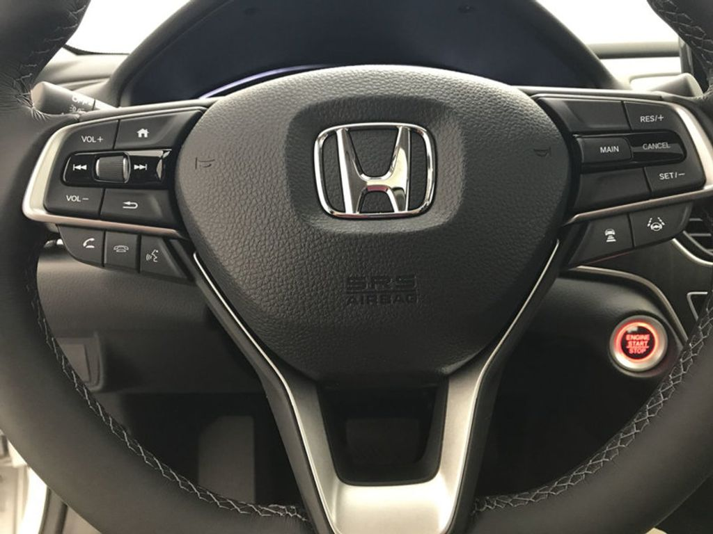 2018 Honda Accord Sedan EX-L CVT - 17448791 - 31