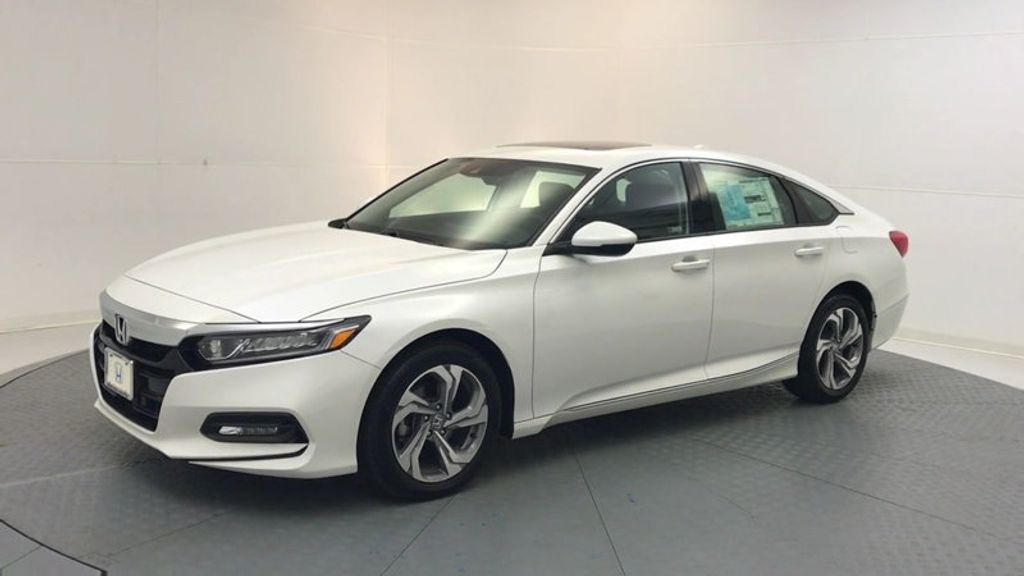 2018 Honda Accord Sedan EX-L CVT - 17448791 - 3