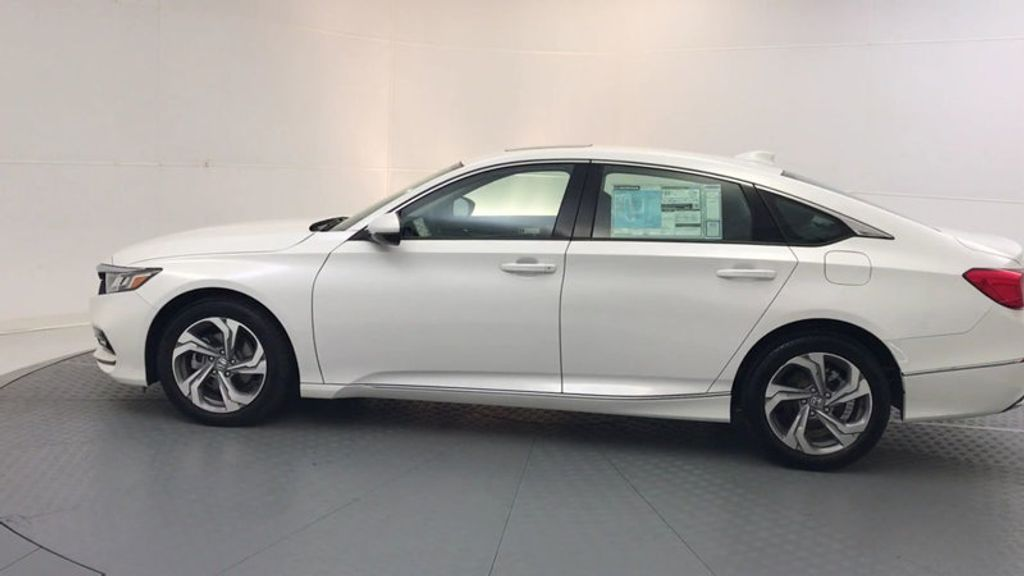 2018 Honda Accord Sedan EX-L CVT - 17448791 - 4