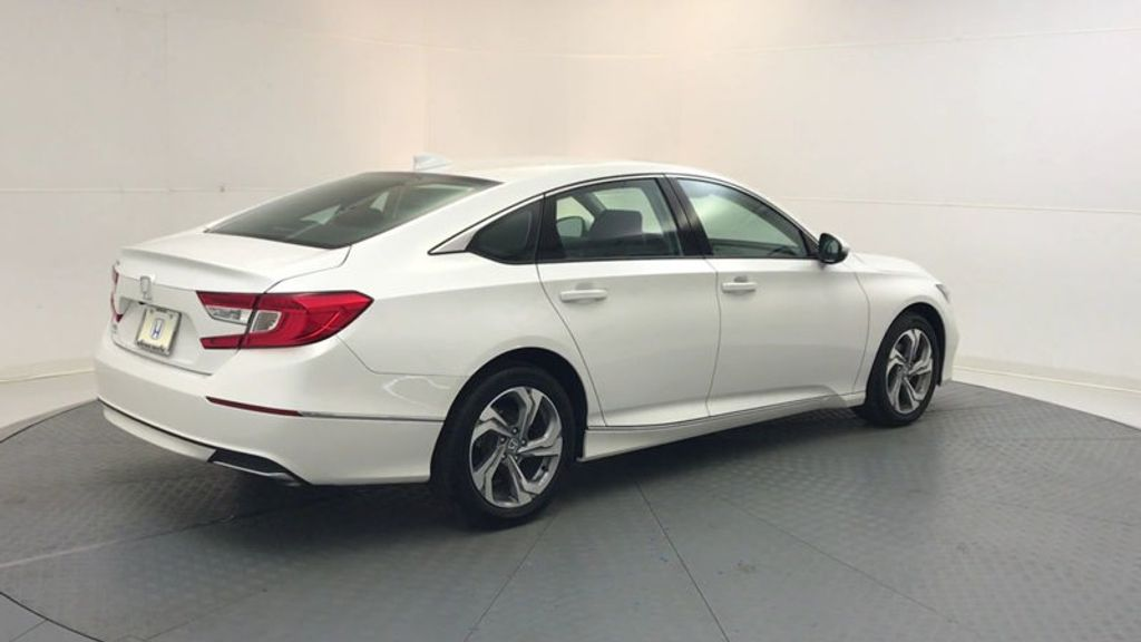 2018 Honda Accord Sedan EX-L CVT - 17448791 - 7
