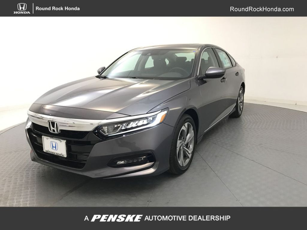 2018 Honda Accord Sedan EX-L CVT - 17528742 - 0