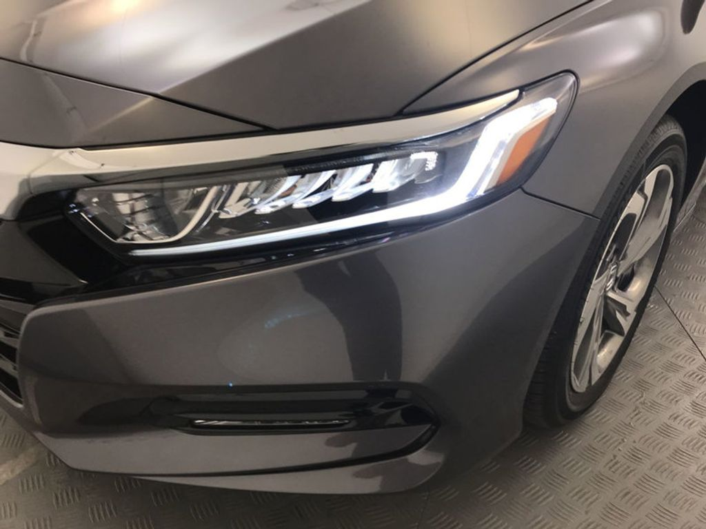 2018 Honda Accord Sedan EX-L CVT - 17528742 - 9
