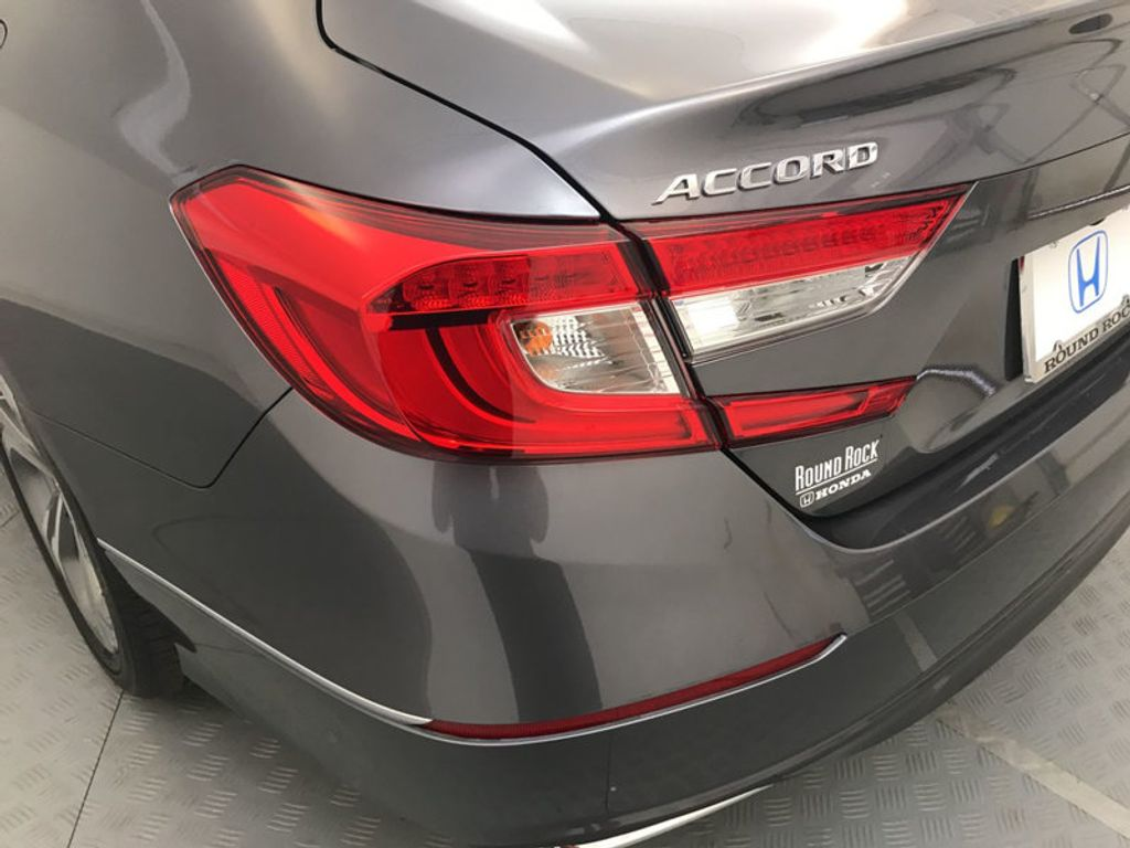 2018 Honda Accord Sedan EX-L CVT - 17528742 - 11