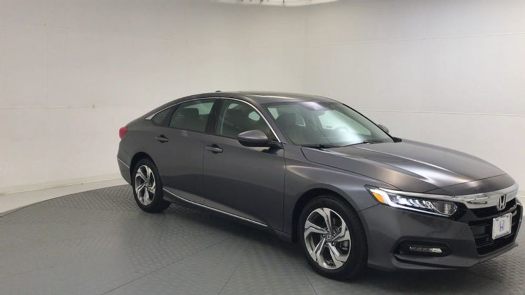 2018 Honda Accord Sedan EX-L CVT - 17528742 - 1