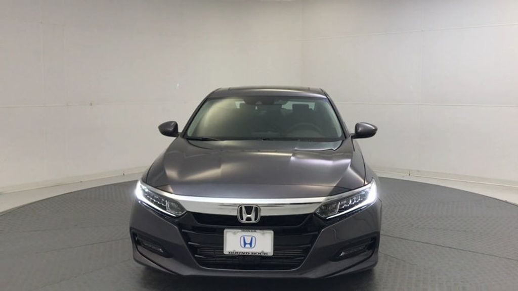 2018 Honda Accord Sedan EX-L CVT - 17528742 - 2