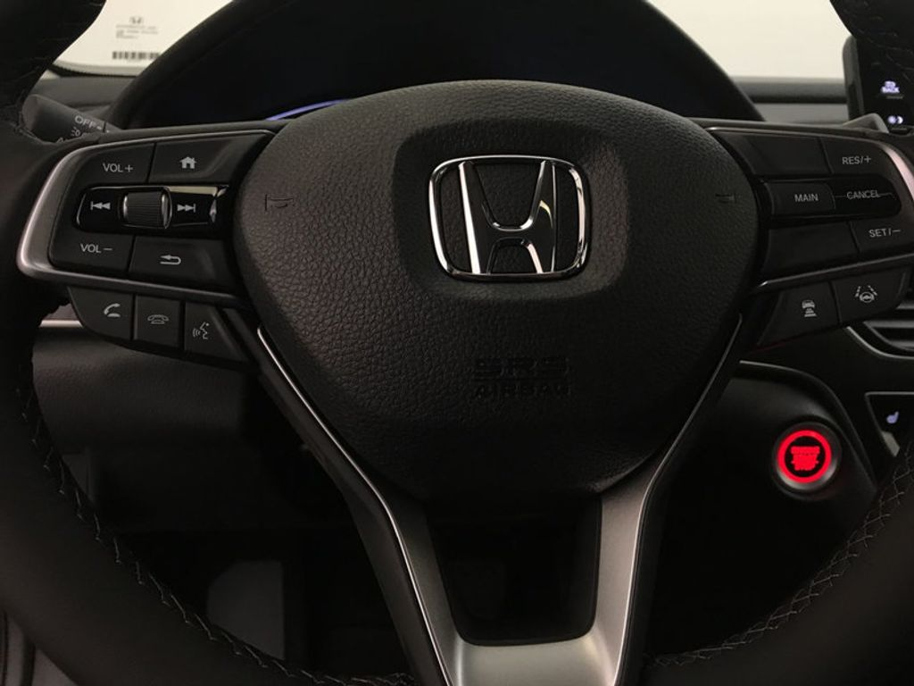 2018 Honda Accord Sedan EX-L CVT - 17528742 - 31
