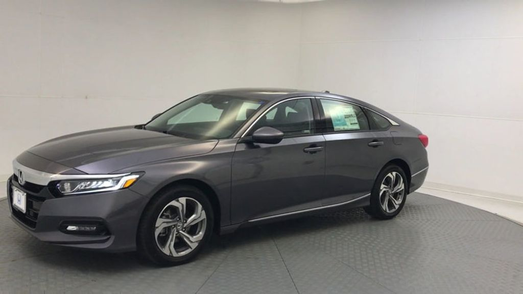 2018 Honda Accord Sedan EX-L CVT - 17528742 - 3