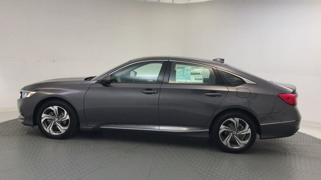 2018 Honda Accord Sedan EX-L CVT - 17528742 - 4