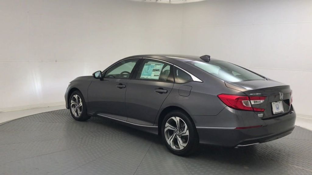 2018 Honda Accord Sedan EX-L CVT - 17528742 - 5