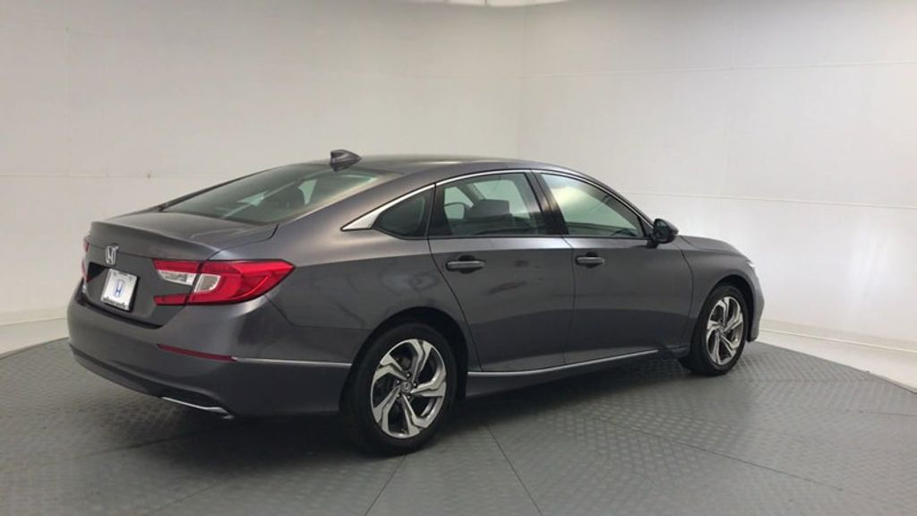 2018 Honda Accord Sedan EX-L CVT - 17528742 - 7
