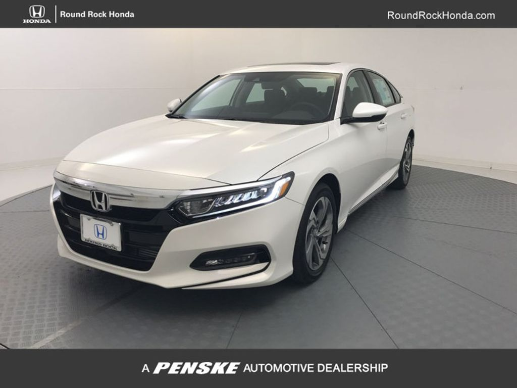 2018 Honda Accord Sedan EX-L CVT - 17535642 - 0